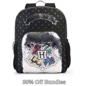 Harry Potter | Reverse Sequin Backpack